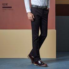 卓狼秋季西装裤英伦西裤男士商务休闲裤韩版修身直筒裤子男潮K5806