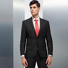 Evanhome/艾梵之家 春秋新款西服套装男士修身型商务西装新郎结婚礼服外套 EVXF015
