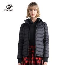 TECTOP/探拓 冬季户外防风羽绒服女款轻盈羽绒内胆外套羽绒衣