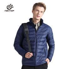 TECTOP/探拓 冬季戶外防風羽絨服男款輕盈羽絨內膽外套羽絨衣