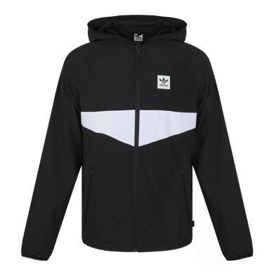 adidas Originals阿迪三葉草2019男子DEKUM PCKBL JKT梭織外套FH8187