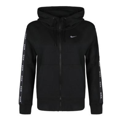 Nike耐克2019年新款女子AS W NSW HOODIE FZ LOGO TAPE夾克AR3057-011