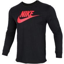 Nike TEE-FUTURA ICON男休閑運動圓領針織長袖套頭衫708467-010
