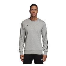 adidas/阿迪達斯創造者 串標黑色 足球針織套頭衫運動衛衣DJ1503