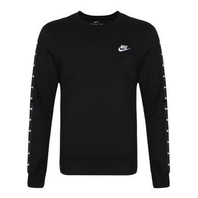 NIKE耐克2019年新款男子AS M NSW LS TEE HBR SWOOSH 2套頭衫AR5057-010