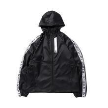 李宁风衣女士2018新款篮球系列长袖外套防风服上衣运动服AFDN174