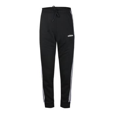adidas阿迪達斯2019男子E 3S T PNT FT針織長褲DU0468