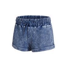 李宁短卫裤女士2018新款运动时尚系列休闲宽松女装夏季针织运动裤AKLN118