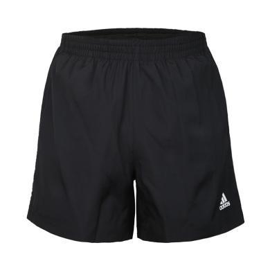 adidas阿迪达斯2019男子OWN THE RUN SH梭织短裤DQ2557