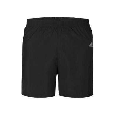adidas阿迪達斯2019男子OWN THE RUN SHO梭織短褲DX9701