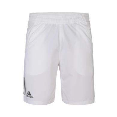adidas阿迪达斯2019男子CLUB 3STR SHORT梭织短裤DP0302