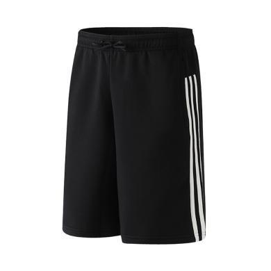 adidas阿迪达斯2019男子MH 3S Short FT针织短裤DT9903