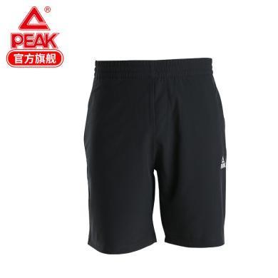 匹克短裤男夏季新款男子梭织运动裤五分运动裤 轻薄综合训练运动短裤 男运动裤DF392351