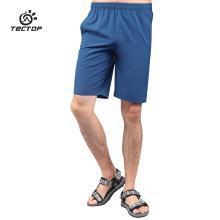 TECTOP/探拓戶外運動短褲跑步健身訓練男褲速干彈力耐磨五分褲