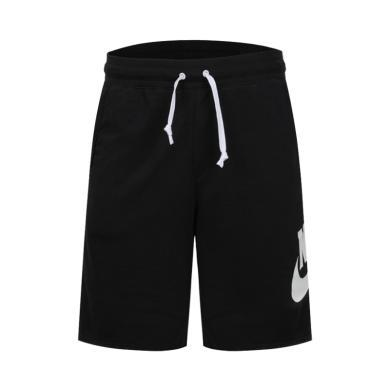 Nike耐克2019年新款男子AS M NSW HE SHORT FT ALUMNI短裤AR2376-010