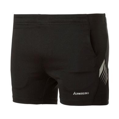 Kawasaki/川崎 羽毛球運動跑步時尚兒童裝 男女孩新款短褲