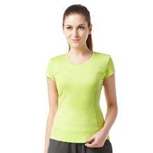 zoano佐纳运动T恤女夏季速干透气修身短袖上衣跑步t恤女