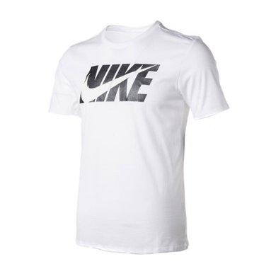 nike耐克短袖男上衣圓領半袖寬松大碼運動T恤911925