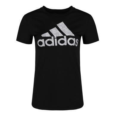 adidas阿迪達斯女子ADI TRAINING T圓領短T恤CV5103