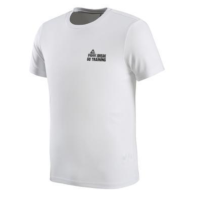 匹克短袖男夏季新款综合训练轻薄透气T恤速干轻便打底衫运动短T T恤 短袖T恤 短袖 T恤 T恤 男士T恤  DF692201
