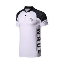 李宁短袖POLO衫男士新款韦德系列运动衣上衣运动服APLN323
