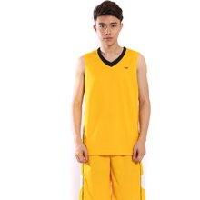 德尔惠篮球服套装男款夏季透气夏季大码运动背心球衣男夏球服队服12612601