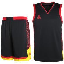 匹克篮球服男2019夏季新款透气速干男子吸湿排汗篮球训练比赛套装篮球服 篮球服套装DF793031