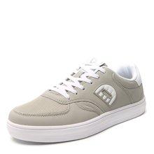德尔惠男鞋2017春季男板鞋轻便休闲鞋滑板鞋透气运动鞋子正品板鞋T51613889