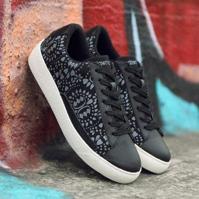 美国Claw Money牛皮男女鞋潮流低帮鞋时尚NKE合设计款板鞋