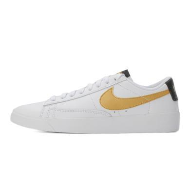 Nike耐克2019年新款女子W BLAZER LOW LE?#32431;?#38795;AV9370-107