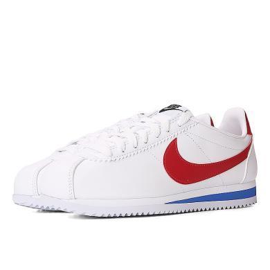 Nike耐克2019年新款女子WMNS CLASSIC CORTEZ LEATHER?#32431;?#38795;807471-103