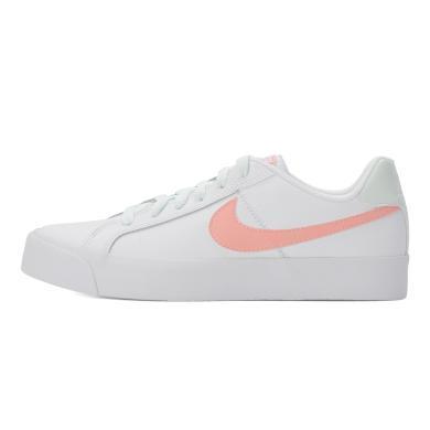 Nike耐克2019年新款女子WMNS NIKE COURT ROYALE AC復刻鞋AO2810-107