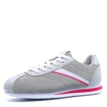 德尔惠女鞋春季新款运动休闲鞋跑步鞋女韩版低帮板鞋阿甘鞋61623312