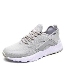 德尔惠女鞋网面透气休闲鞋新款春季运动鞋女学生韩版潮鞋子61723312