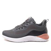德尔惠秋季新款女士运动跑步鞋休闲鞋简约百搭潮23823613