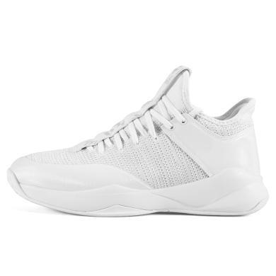 匹克新款男子篮球鞋革面一体织高帮运动鞋?#34892;?#32784;磨休?#34892;?篮球鞋 男士篮球鞋 篮球鞋 篮球鞋 运动篮球鞋 篮球鞋 DA911011