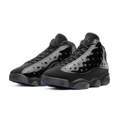 Air Jordan 13 AJ13 黑猫漆皮 毕业典礼 414571 414574 012