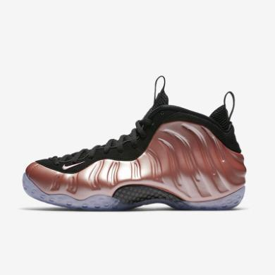Nike Air Foamposite One Rust Pink 粉喷 玫瑰金喷 314996 602