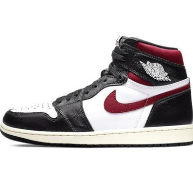Air Jordan 1 Retro High OG Gym Red 红勾 黑脚趾 555088 061