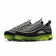 Nike Air Vapormax 97 黑绿银子弹大气垫日本限定 AJ7291 001 002