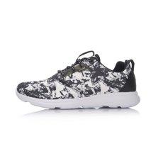 李宁跑步鞋女鞋跑步系列轻便透气休闲鞋晨跑运动鞋ARJL014