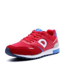 德尔惠男鞋春季透气跑步鞋男鞋复古跑鞋休闲男运动鞋正品71614507