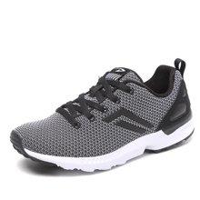 德尔惠女鞋年春季新款运动跑步鞋女士透气网面休闲舒适慢跑鞋21723676