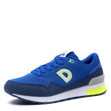 德尔惠复古跑步鞋男运动鞋跑鞋透气旅游鞋男跑鞋正品72614505