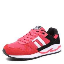 德尔惠女鞋复古跑步鞋女子春季运动鞋耐磨女士慢跑旅游鞋74624508