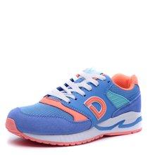 德尔惠女鞋复古运动鞋女跑步鞋春季新款72624521