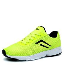 德尔惠男鞋跑步鞋春季透气运动鞋耐磨男跑鞋轻便休闲鞋慢跑鞋正品T22613650