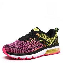 德尔惠 女式 时尚透气轻便跑步鞋24623655