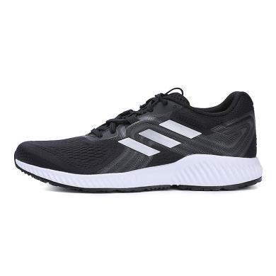 adidas阿迪達斯2018男子aerobounce 2 m跑步Bounce跑步鞋AQ0536
