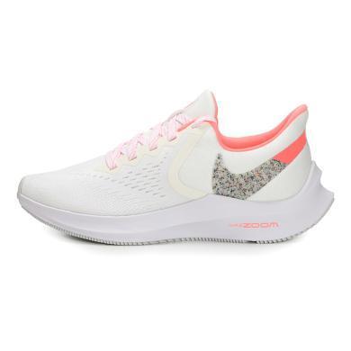 Nike耐克2019年新款女子WMNS NIKE ZOOM WINFLO 6跑步鞋AQ8228-102